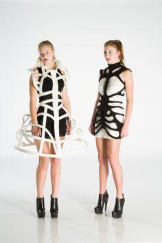 Machine Knit Project,           Fall 2012 by zebina masse, via Behance
