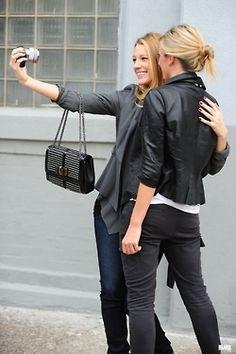 love girls beautiful Gossip Girl Serena van der Woodsen blonde hair Mother and daughter lily van der woodsen
