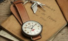 Bell & Ross WWI Guynemer Watch