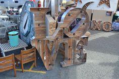 Treasure Hunting at the Alameda Flea Market (Alameda, CA)