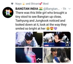 I saw that video & i noticed that too tho that she actually brought a stool. Bts Bangtan Boy, Bts Boys, Taekook, Bts Facts, Bulletproof Boy Scouts, About Bts, I Love Bts, Kpop Groups, Bts Memes