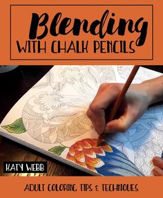 Color Pencil Drawing Ideas Blending with Chalk Pencils - Coloring skills not up to par? This massive collection of adult coloring tutorials will show you new techniques for colored pencils, markers and more! Pastel Crayons, Pastel Pencils, Coloured Pencils, Watercolor Pencils, Coloring Tips, Adult Coloring, Coloring Books, Coloring Pages, Colored Pencil Tutorial