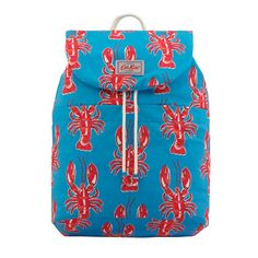 From stylish swimwear to bold accessories, Annie Quinton picks out 10 pieces to shine in this summer Lobster Fest, Red Lobster, Cath Kidston Bags, Men's Wardrobe, Kids Bags, Kids Backpacks, Summer Kids, Happy Shopping, Style Inspiration
