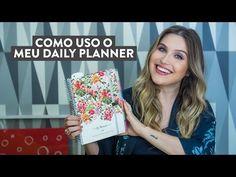 Como eu uso o meu Daily Planner - Por Lu Ferreira - Chata de Galocha - YouTube