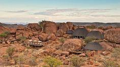 Mowani Mountain Camp | Twyfelfontein | Namibia