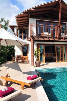 All of the villas at this resort feature private pools. The Village Coconut Island (Maprao Island, Thailand) - Jetsetter