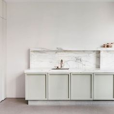 INSPIRATION: With Belgium design on the brain we're looking back at our interview with architect Han Layout Design, Küchen Design, Home Design, Light Design, Kitchen And Bath, New Kitchen, Kitchen Decor, Kitchen Sink, Vintage Kitchen