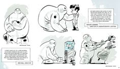 Art Books :: Animation & Film :: The Art of Big Hero 6 - First Printing Signed by Ten of the Filmmakers