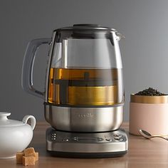 "Breville ""Infusion"" One-Touch Tea Maker The best tea maker out there. Love mine"