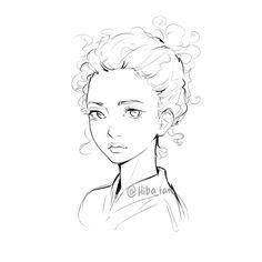 "17.4 mil curtidas, 124 comentários - هبة ♡ (@hiba_tan) no Instagram: ""Hi guys <3 I hope you're all doing well ^-^  #sketch #doodle #art"""