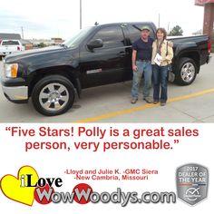 """""""Five Stars! Polly i"""
