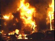 Lonsdale St Dorchester 9 alarm fire and plane crash*