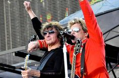 Jon & Richie_European Tour 2011
