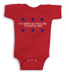 Military Baby Toddler & Kids Apparel on Pinterest