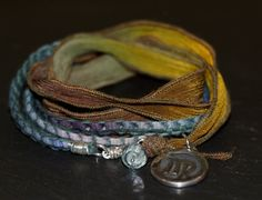 VIRGO in the stars multi warrior wrap with hand by alccreations, $127.00