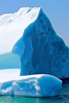 Blue Ice Newfoundland