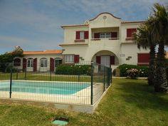 Beautiful Villa in front of the ocean - Santa Cruz