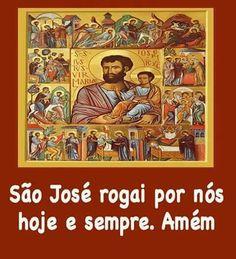 Eu sou fã de São José!