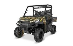 New 2016 Polaris RANGER XP 900 EPS Hunter Edition ATVs For Sale in West Virginia. Hunter Edition Features All the features of the RANGER XP 900 with the addition of Electronic Power Steering (EPS), automotive paint, matte black stamped steel wheels, and cut & sew seats. NEW! Pro-Lock On-Demand All-Wheel Drive for near instant four wheel engagement when more traction is needed PLUS Factory-installed 4,500 lbs. (2041 kg) winch, dual gun scabbards - positioned above the cargo bed - cut & sew…