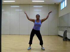 Zumba workout playlist on youtube.
