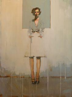 Michael Carson - Blue Window