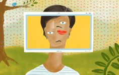 Kids And Screen Time: What Does The Research Say?by Juliana Summers, npr: Children who spend too much time on screens have difficulty reading emotions, a new study suggests. http://www.sciencedirect.com/science/article/pii/S0747563214003227 #Kids #Screen_Time