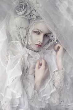 Trendy Ideas For Fashion Editorial Photography Fantasy Makeup Face Photography, Fantasy Photography, Editorial Photography, Fashion Photography, Photography Portraits, Photography Ideas, Fantasy Girl, Fantasy Model, Snow Queen
