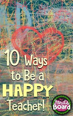 Ten Ways to Be a Hap