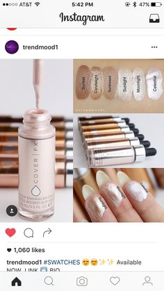 Cover Fx highlighter drops