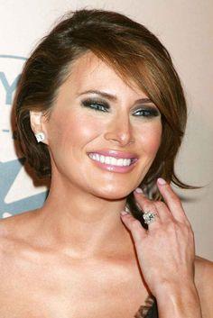 melania trump earrings ile ilgili görsel sonucu