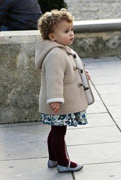 Granada little girl by currystrumpet, via Flickr