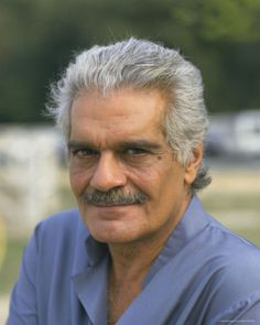 Omar Sharif: A just-as-handsome older man. Class never gets old!! Plus a fine actor. LEBANESE
