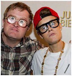 Haha Justin qq