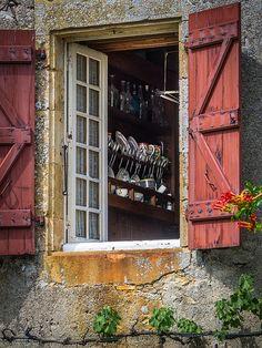 Loubressac Window