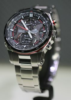 Casio Edifice EQW-A1200 Sensor Chronograph Watch