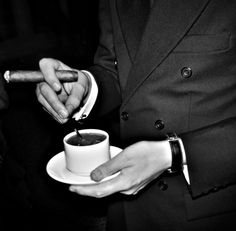 Cigar & Coffee