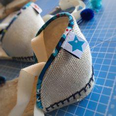 Espadrilles, Shoes Handmade, Flip Flops, Wedges, Sewing, Cute, Diy, Crafts, Fashion