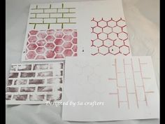 http://paperprintables.com show you how to make your own stamps out of funky foam with this tutorial. Cheap and oh so simple, either create your own designs,...