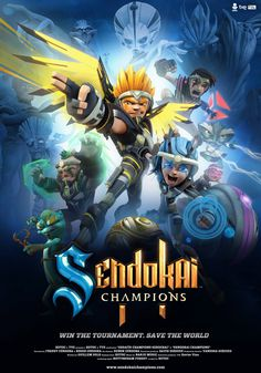 Sendokai Champions S2 - disonyando