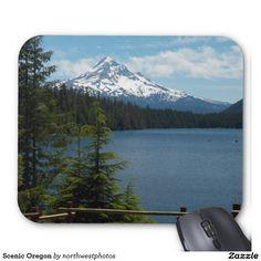 Scenic Oregon Mouse Pad
