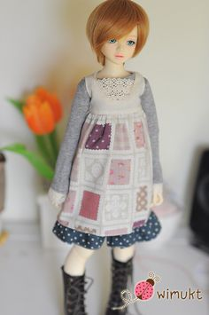 :: FoxyBrowny.com :: Fabric Doll Clothes ::