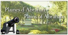 Bienvenue sur les plaines d'Abraham / Welcome to the Plains of Abraham Plains Of Abraham, Quebec City, Canada, Travel, Viajes, Destinations, Traveling, Quebec, Trips