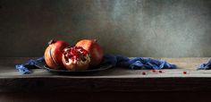 photo: Гранаты (левая часть триптиха) | photographer: Диана Амелина | WWW.PHOTODOM.COM
