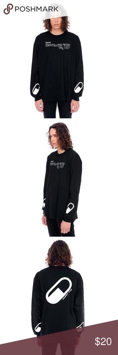 C4P5UL3 LOGO LONGSLEEVE  #erosmortis #shirt #longsleeve #shopmycloset #poshmark #fashion #shopping #style #forsale #Cyberboy #unisex #men
