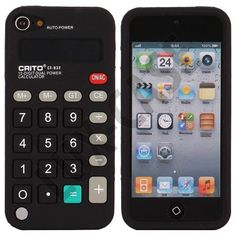 Calculator (Sort) iPod Touch 5 Cover