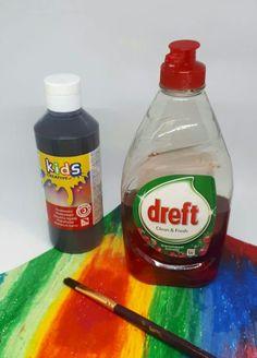 Diy For Kids, Cool Kids, Crafts For Kids, Business For Kids, Creative Kids, Hot Sauce Bottles, Spray Bottle, Paper Crafts, Cleaning