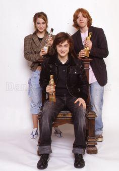 Watson, Radcliffe, Grint.