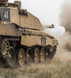 British Army Equipment, Military Equipment, Combat Gear, Battle Tank, World Of Tanks, Armored Vehicles, Special Forces, Military Vehicles, British Tanks