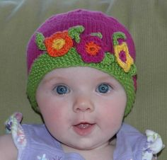 Flowers of Spring Hats | Craftsy
