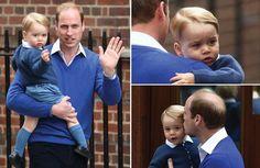 Royal baby : Kate Middleton gives birth to girl Saturday 2 May 2015 ...